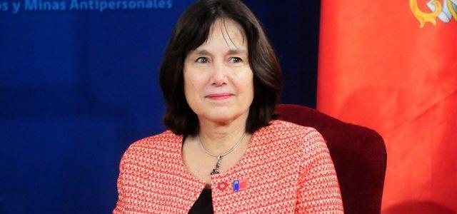 Chile – Ministra Castillo decide renunciar a bonos