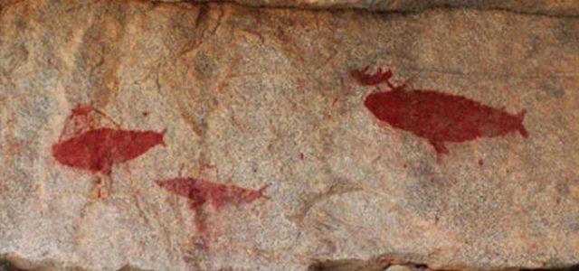 Chile – Las impresionantes pinturas de 1.500 años de antigüedad descubiertas al sur de Antofagasta