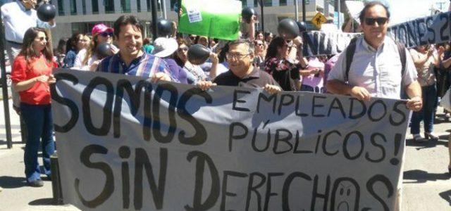 Chile – FOTOS | Honorarios protestan en todo el país contra cotización obligatoria en las AFP