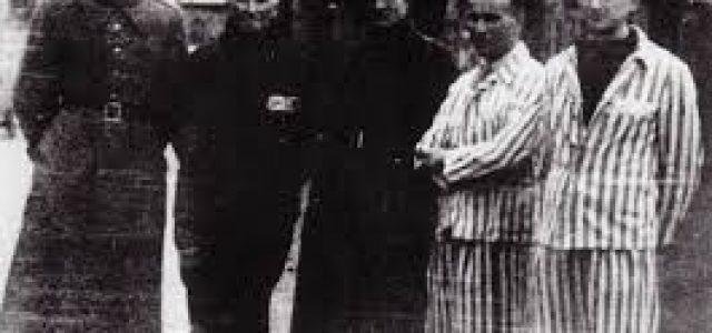 Estado Español  – HONOR A LARGO CABALLERO, PRISIONERO DE LOS NAZIS.