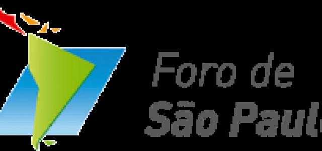 Foro de Sao Paulo rechaza injerencia imperialista en Venezuela y apoya elecciones de abril
