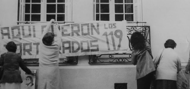 Chile – Londres 38: detención, tortura, exterminio y desaparición de los opositores políticos a la dictadura