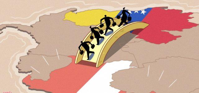 Perú – LOS MIGRANTES VENEZOLANOS