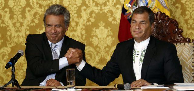 Ecuador de la revolución ciudadana a la vuelta a la república de los banqueros