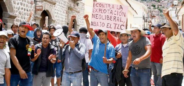 Perú –Fin del Paro Agrario, pero la convulsión social no termina