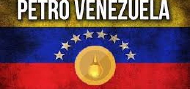Venezuela – Petro no es solución a la crisis