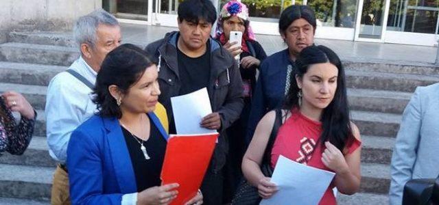 Chile / Wallmapu – Se querellan contra carabineros e informático de Operación Huracán