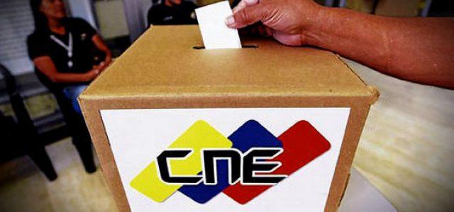 Venezuela –Elecciones presidenciales