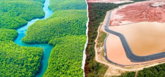 Un gigante minero canadiense que está planeando abrir una mina de oro tóxica en el corazón de la Amazonía