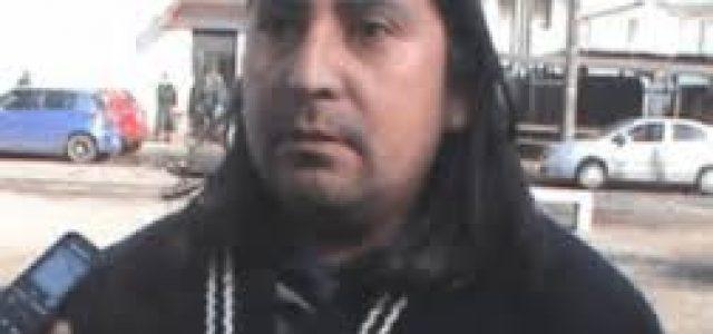 """Chile / Wallmapu  –  Vocero del Machi Celestino Córdova: """"Con la huelga de hambre el riesgo de que pierda la vida se ha multiplicado"""""""