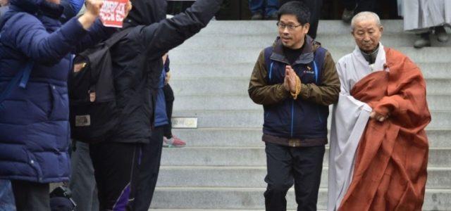 Corea: Hipocresía manifiesta – El jefe de Samsung sale libre, mientras que se les niega justicia a los líderes sindicales