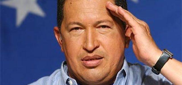 Hugo Chávez se puso al frente de la lucha de los pueblos por el socialismo del siglo XXI. (Por Esteban Silva)