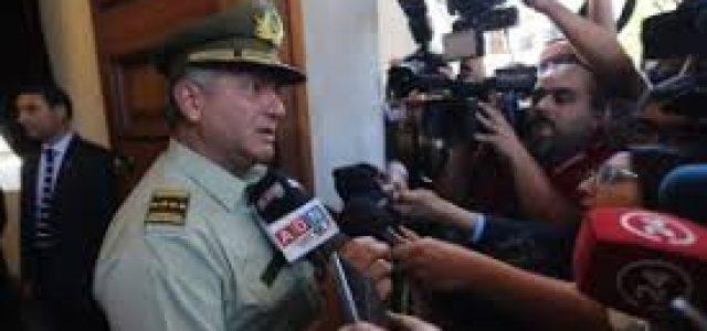 Los periodistas que fueron objeto de espionaje electrónico de Carabineros