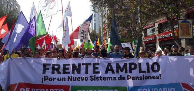Chile: La transición agotada y la alternativa del Frente Amplio – Análisis y perspectivas.