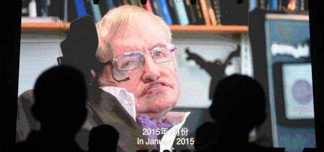 ¿Por qué fue tan importante Stephen Hawking?