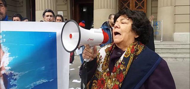 """Chile – Alicia Lira: """"Bachelet tuvo la cobardía necesaria para no cerrar Punta Peuco"""""""