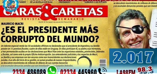 Argentina – Crece el repudio a Macri