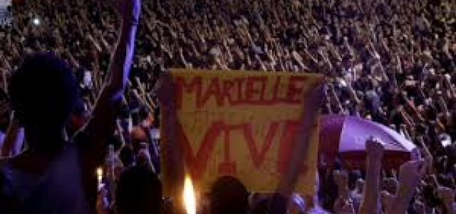Brasil – Clacso difunde tesis de Marielle Franco, concejal de Río asesinada