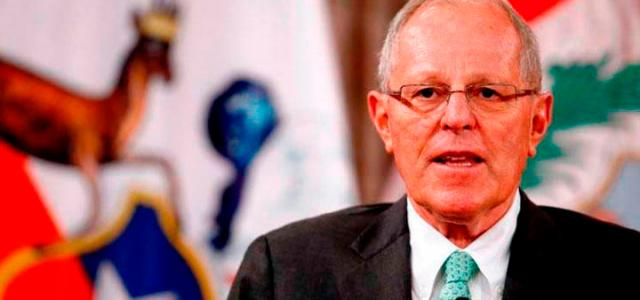 PPK renuncia a la presidencia del Perú tras 'keikovideos'