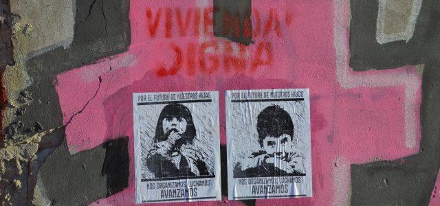 Chile – Organizaciones sociales marcharán el sábado por el derecho a la vivienda