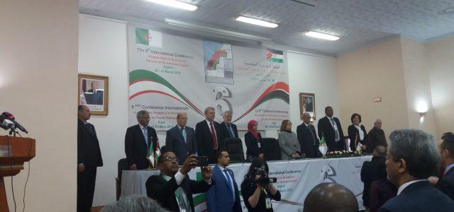 6 Conferencia Internacional exige a la ONU garantizar el Referéndum de autodeterminación para el pueblo saharaui.