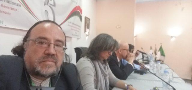 Multiplicar la solidaridad mundial con la causa de la independencia saharaui
