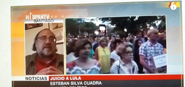 «Juicio contra Lula da Silva tiene carácter político»