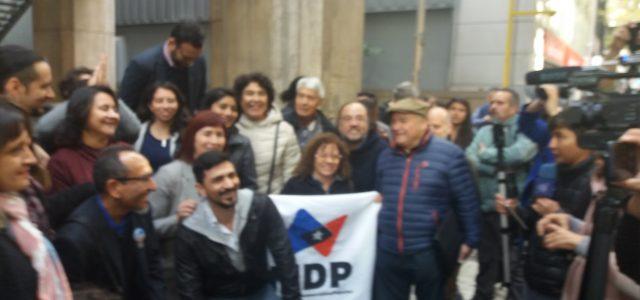 Frente Amplio respalda la lucha  de l@s Trabajadores en el 1° de Mayo.