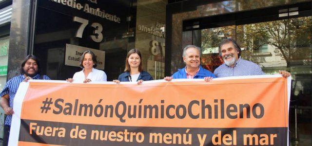 Chile – ¿Por qué no consumir salmón de criadero industrial?