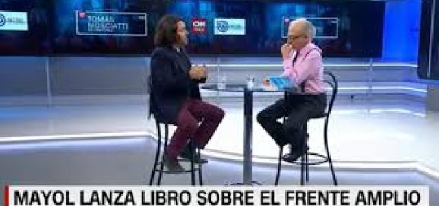 Chile – Alberto Mayol: El Frente Amplio debe ir en contra del sentido común