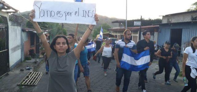 NICARAGUA – Victoria de la lucha estudiantil y popular…. ¿Y ahora qué sigue?