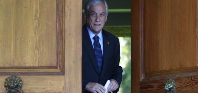 """Chile – Tiembla Piñera: movimientos sociales anuncian unidad y movilización para este año """"las veces que sea necesario"""""""