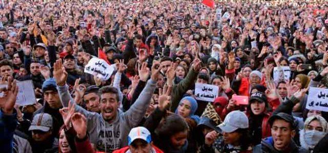 Marruecos – En apoyo a la movilización de los mineros de Jerada