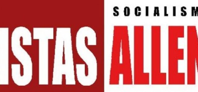 SOCIALISMO ALLENDISTA RECHAZA AMENAZA DE ATAQUE CONTRA SIRIA