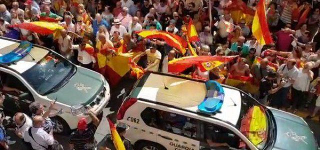 """Estado español/Catalunya –""""A por ellos"""": un grito contra los otros"""