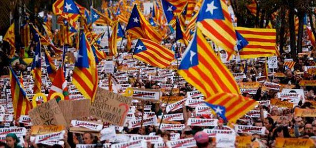 Catalunya – Basta de criminalización contra los CDR ¡Libertad inmediata de todos los detenidos y detenidas!