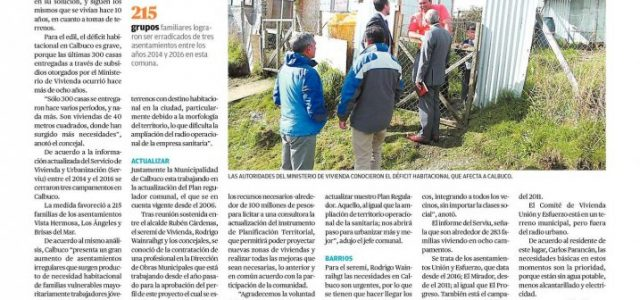 Chile – Los sin casa en la industria salmonera
