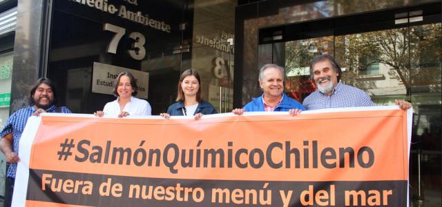 Chile – Organizaciones denuncian inoperancia gubernamental en la contaminación salmonera en Chiloé