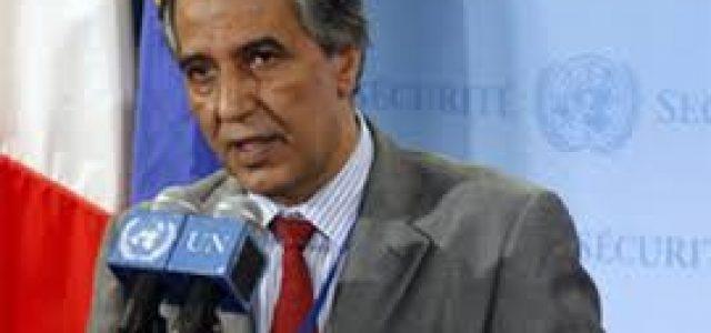 Allendistas lamentan fallecimiento de Bujari Ahmed embajador Saharaui ante la ONU