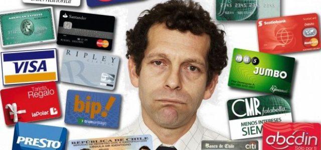 El endeudamiento de las familias en Chile