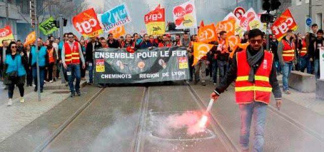 Francia ante un estallido social contra las políticas de Macron