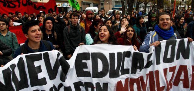 Chile – Intendencia Metropolitana autorizó recorrido de la marcha estudiantil convocada por la Confech para este jueves