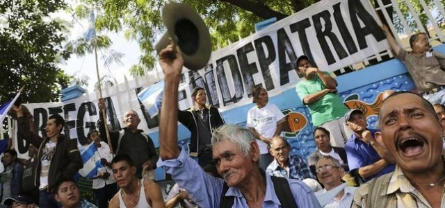 ¿QUÉ SUCEDE EN NICARAGUA?: UN ANÁLISIS DESDE LA IZQUIERDA REVOLUCIONARIA?