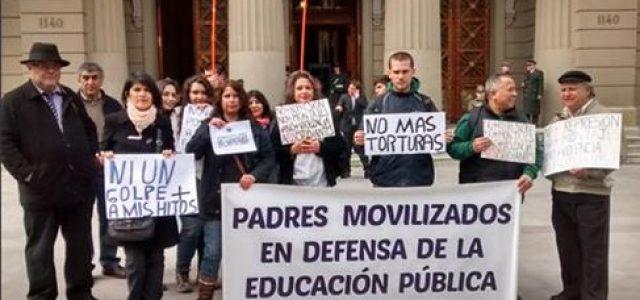 Chile – Madres y Padres Movilizados invitamos a marchar este 19 y 22 de abril