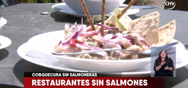 Chile – Restaurantes de Cobquecura comienzan a eliminar salmón químico de sus menús por ser un riesgo para la salud