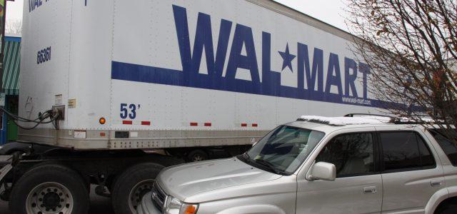 Wallmart escribe el futuro del trabajo: automatización y subcontratación a autónomos