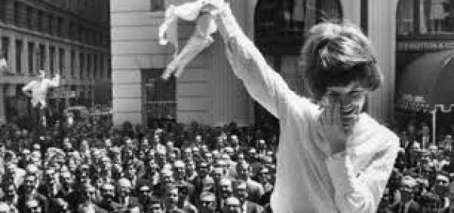 Memoria –Cincuentenario de 1968