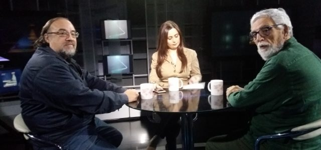 Esteban Silva y Vasapollo analizan las elecciones presidenciales en Venezuela en TeleSur TV