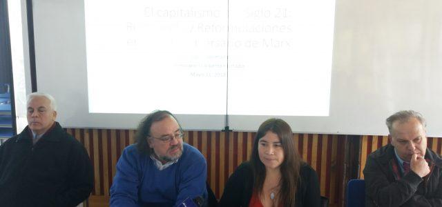 Exitoso Seminario Karl Marx : 200 Años que comienzan