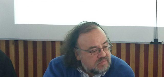 Video Seminario Karl Marx 200 años que comienzan. Expone: Esteban Silva